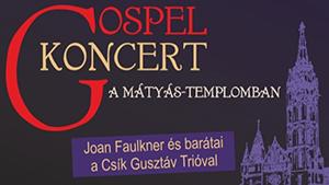 Gospel koncert a Mátyás-templomban