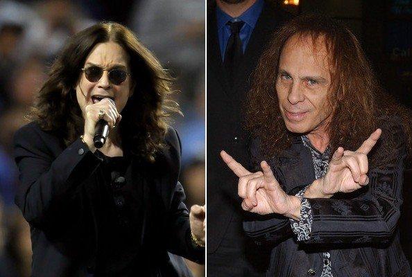 Ozzy Osbourne/Ronnie James Dio