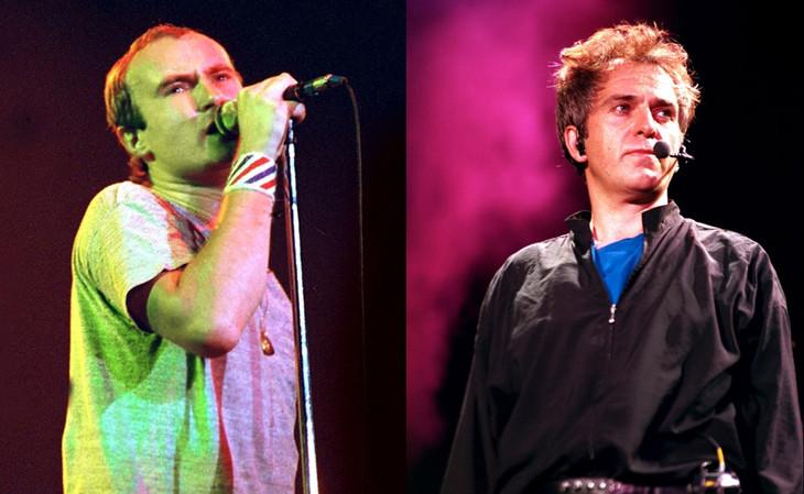 Phil Collins/Peter Gabriel
