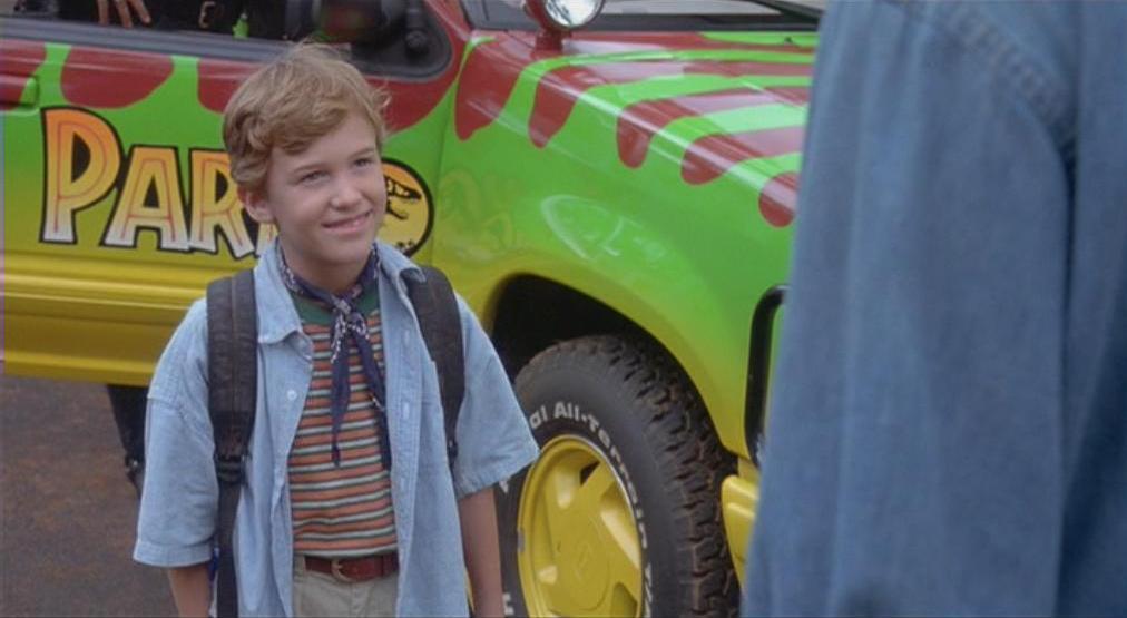 Mazzello kicsit megnőtt a Jurassic Park óta...