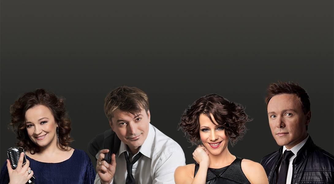 Náray Erika, Polyák Lilla, Homonnay Zsolt, Serbán Attila